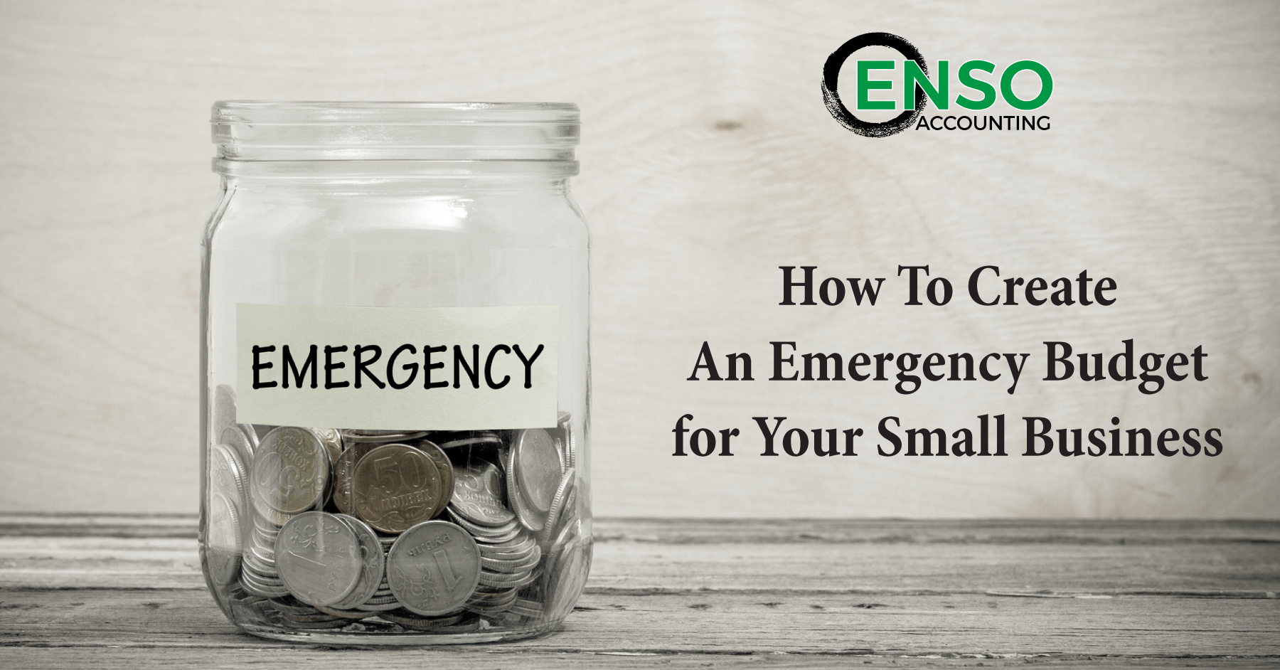 How To Create An Emergency Budget for Your Small Business